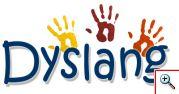 dyslang logo m